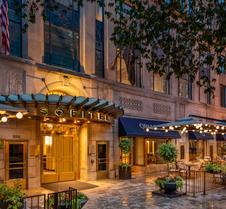 华盛顿拉菲特广场索菲特酒店
