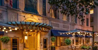 华盛顿拉菲特广场索菲特酒店 - 华盛顿 - 建筑