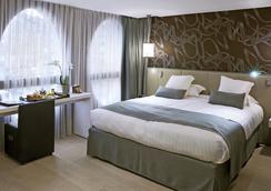贝斯维斯特高级酒店 - 里尔 - 睡房