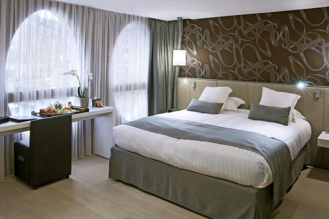 最佳西方尊享酒店 - 里尔 - 睡房