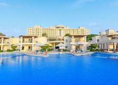 托里普阿斯旺酒店 - 阿斯旺 - 游泳池