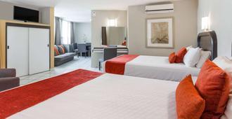 萊昂阿文尼達豪生飯店 - 利昂 - 睡房