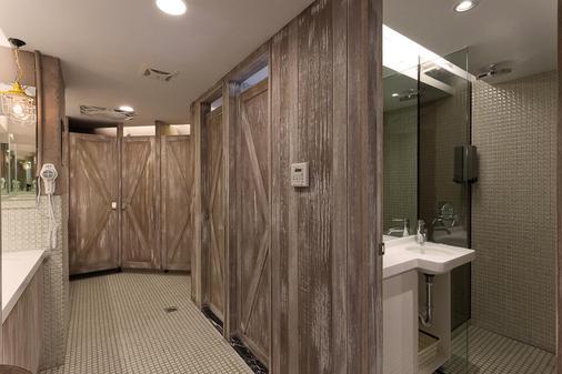 台北西门窝青年旅馆 - 台北 - 浴室