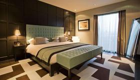 首选贝尔法斯特费兹威廉酒店 - 贝尔法斯特 - 睡房
