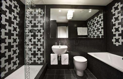 首选贝尔法斯特费兹威廉酒店 - 贝尔法斯特 - 浴室