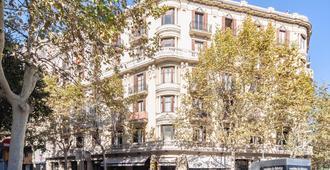 巴塞罗那卡萨多佛住宿加早餐酒店 - 巴塞罗那 - 建筑