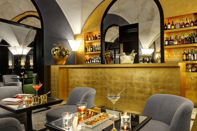 巴勒斯特里酒店 - 佛罗伦萨 - 酒吧