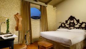 巴勒斯特里酒店 - 佛罗伦萨 - 睡房