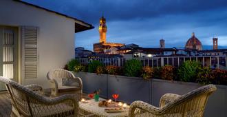 巴勒斯特里酒店 - 佛罗伦萨 - 阳台