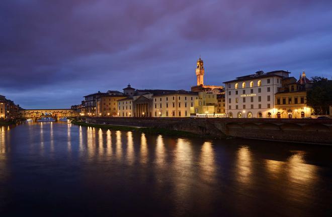 巴勒斯特里酒店 - 佛罗伦萨 - 建筑