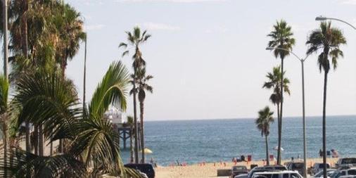 巴尔博亚旅馆 - 纽波特海滩 - 海滩