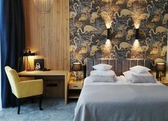 扎拉威拉酒店 - 奥普尔 - 睡房