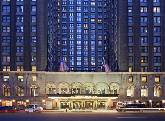 纽约市中央公园酒店 - 纽约 - 建筑