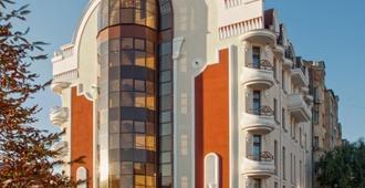 斯塔罗格拉酒店 - 基辅 - 建筑