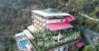 亚洲疗养 Spa 渡假村 - 达兰萨拉 - 建筑
