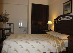 加州旅馆 - 圣克鲁斯 - 睡房