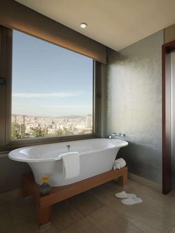 巴塞罗那美丽华酒店 - 巴塞罗那 - 浴室