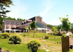 四阿高原酒店 - 上田市 - 建筑