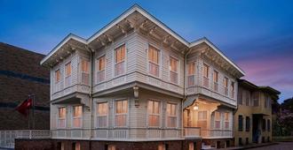 阿兹亚德酒店 - 伊斯坦布尔 - 建筑