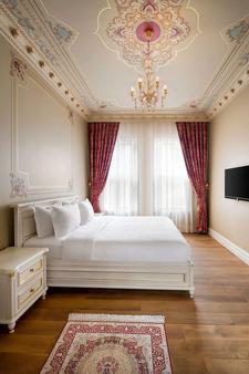 阿兹亚德酒店 - 伊斯坦布尔 - 睡房