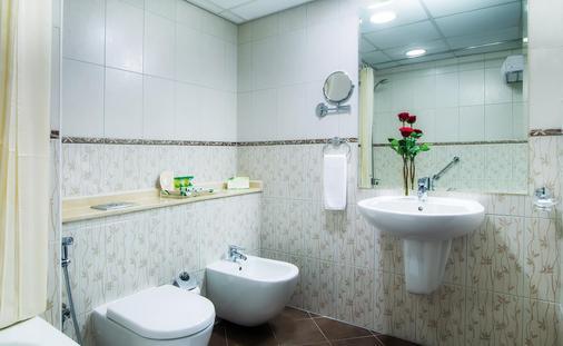 迪拜海滨都喜酒店公寓 - 迪拜 - 浴室