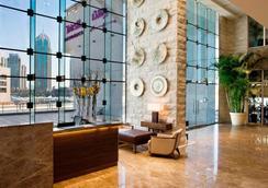迪拜海滨都喜酒店公寓 - 迪拜 - 大厅