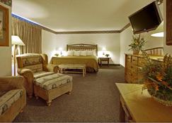 凯利西黄石酒店 - 西黄石 - 睡房