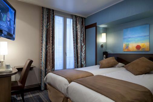 敖德萨蒙帕纳斯提姆酒店 - 巴黎 - 睡房