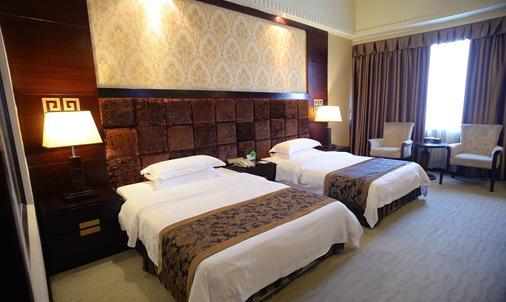 广州凯荣都国际大酒店 - 广州 - 睡房
