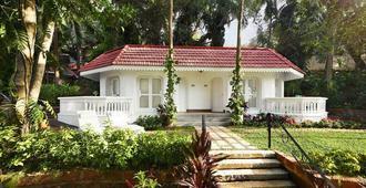 果阿泰姬阿瓜达堡水疗度假村 - 坎多林 - 建筑