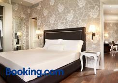 米兰德拉威乐酒店 - 米兰 - 睡房