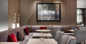 博洛尼亚万豪ac酒店 - 博洛尼亚 - 休息厅