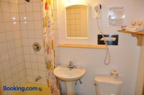 博伊西杜拉克酒店 - 蒙特朗布朗 - 浴室