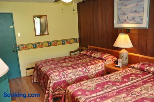博伊西杜拉克酒店 - 蒙特朗布朗 - 睡房