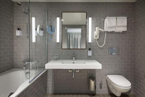 斯堪迪克弗莱兰机场酒店 - 卑尔根 - 浴室