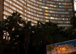莫诺莫塔帕酒店 - 哈拉雷 - 建筑