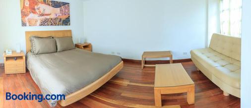 德卡之家酒店 - 波哥大 - 睡房
