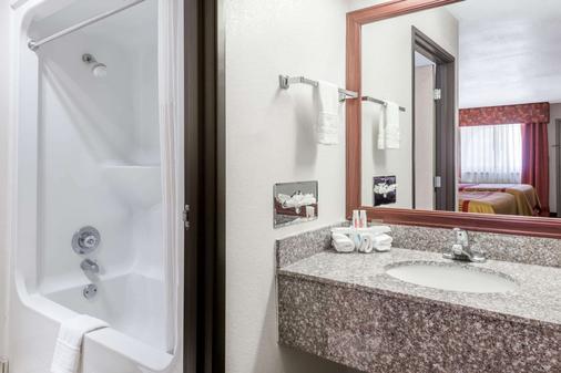 阿马里洛医学中心戴斯汽车旅馆 - 阿马里洛 - 浴室