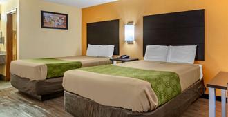 北方伊克诺旅店 - 纳什维尔 - 睡房