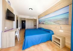 阿尼巴尔青年旅舍 - 圣安东尼奥 - 睡房