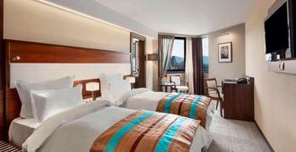 諾富特飯店 - 塞拉耶佛布里斯托爾 - 萨拉热窝 - 睡房
