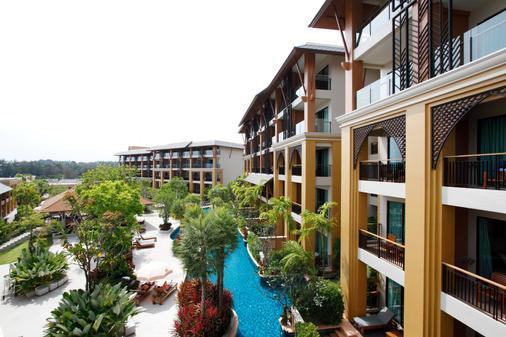 拉威棕榈滩度假酒店 - 拉威 - 建筑
