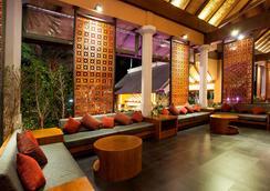 拉威棕榈滩度假酒店 - 拉威 - 休息厅