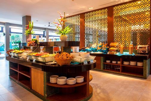 拉威棕榈滩度假酒店 - 拉威 - 自助餐