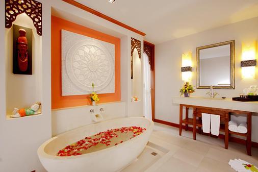 拉威棕榈滩度假酒店 - 拉威 - 浴室