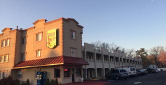 大西洋城加路维雷斯特旅馆 - 加洛韦
