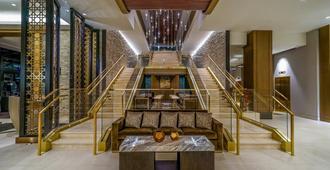 华盛顿特区 - 码头洲际酒店 - IHG 酒店 - 华盛顿 - 大厅