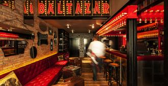 布达佩斯巴尔塔扎尔旅馆 - 布达佩斯 - 酒吧