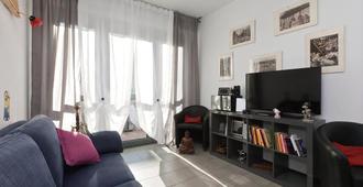 米兰公寓酒店 - 果拉 16 - 米兰 - 客厅