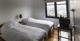 康塞普西翁旅客酒店 - 康塞普西翁 - 睡房